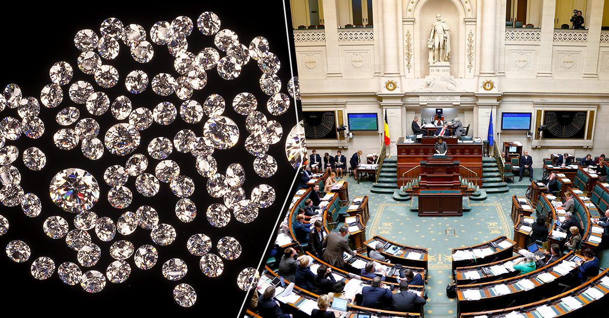 Antwerp, diamond, Axel Haelterman, Servais Verherstraeten, Open Flemish Liberals, Democrats, Code of Criminal Procedure, diamond club, Patokh Chodiev